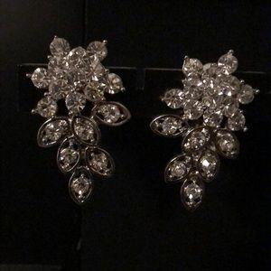 Jewelry - Clip on costume earrings